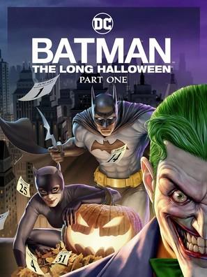 Batman: The Long Halloween, Part One - DVD movie cover (thumbnail)