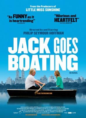 Jack Goes Boating - British Movie Poster (thumbnail)