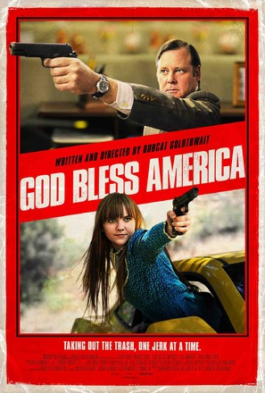 God Bless America - Movie Poster (thumbnail)