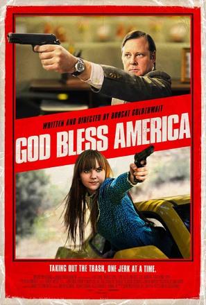 God Bless America - Movie Poster (thumbnail)