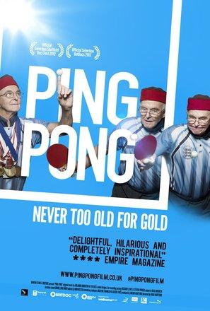 Ping Pong - British Movie Poster (thumbnail)