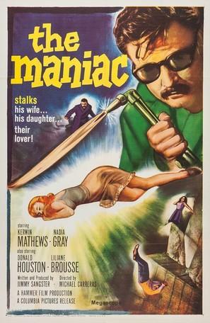 Maniac - Movie Poster (thumbnail)