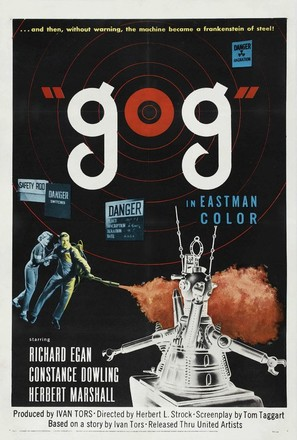 Gog - Theatrical poster (thumbnail)