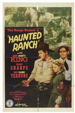 Haunted Ranch - Movie Poster (thumbnail)