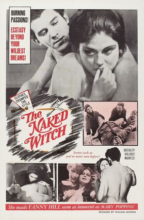 The Naked Witch - Movie Poster (thumbnail)
