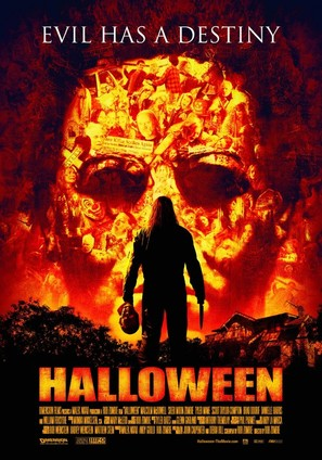 Halloween - Movie Poster (thumbnail)