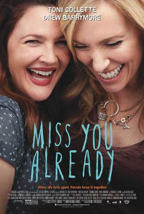 Miss You Already - Movie Poster (thumbnail)