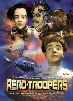 Aero-Troopers: The Nemeclous Crusade - DVD movie cover (thumbnail)