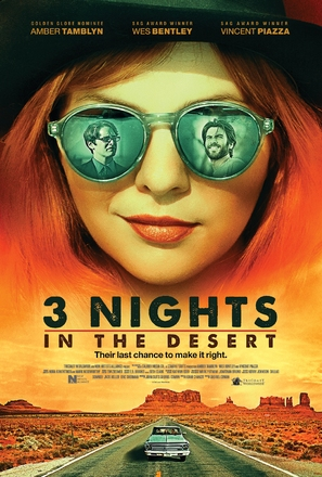 3 Nights in the Desert - Movie Poster (thumbnail)