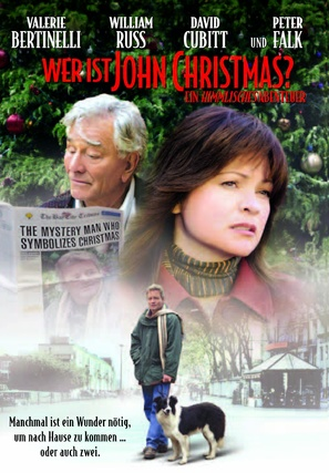 Finding John Christmas - German DVD cover (thumbnail)