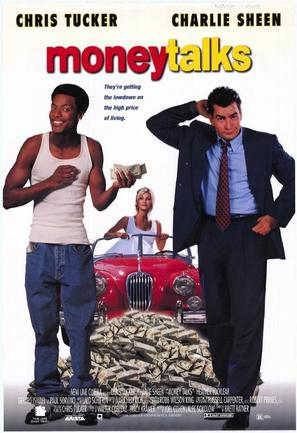 Money Talks - Movie Poster (thumbnail)