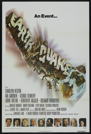 Earthquake - Movie Poster (thumbnail)