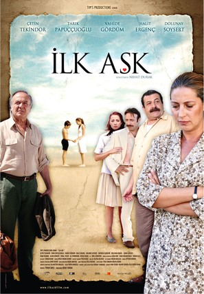 Ilk ask - Turkish poster (thumbnail)
