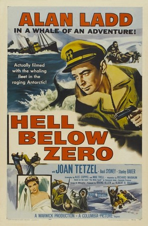 Hell Below Zero - Movie Poster (thumbnail)