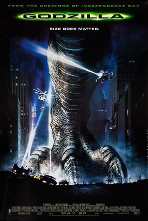 Godzilla - Movie Poster (thumbnail)