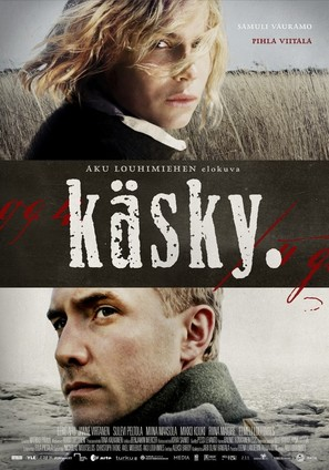 Käsky - Finnish Movie Poster (thumbnail)