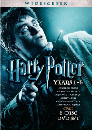 Harry Potter and the Sorcerer's Stone - DVD cover (thumbnail)