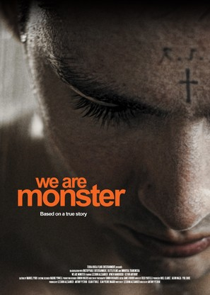We Are Monster - British Movie Poster (thumbnail)