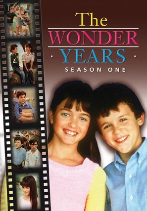 """The Wonder Years"" - DVD movie cover (thumbnail)"