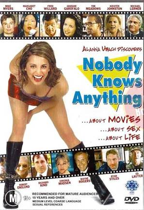 Nobody Knows Anything! - British Movie Cover (thumbnail)
