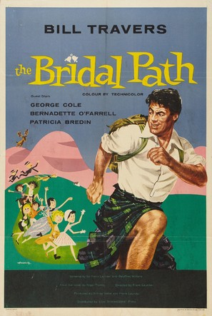 The Bridal Path - British Movie Poster (thumbnail)