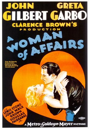 A Woman of Affairs - Movie Poster (thumbnail)