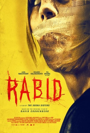 Rabid - Canadian Movie Poster (thumbnail)
