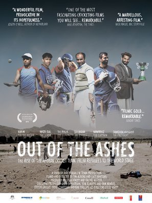 Out of the Ashes - British Movie Poster (thumbnail)