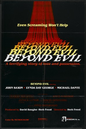 Beyond Evil - Theatrical poster (thumbnail)