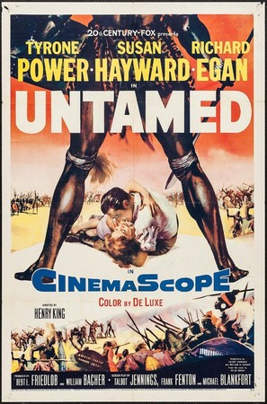 Untamed - Movie Poster (thumbnail)