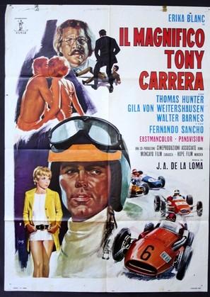 Magnífico Tony Carrera, El