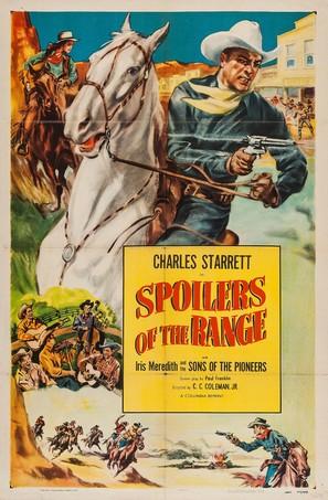 Spoilers of the Range