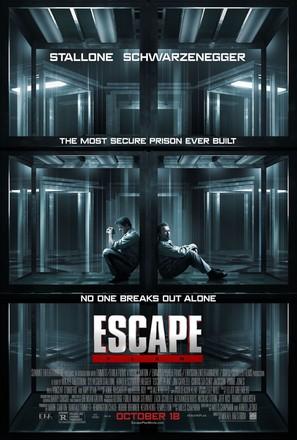 Escape Plan - Movie Poster (thumbnail)
