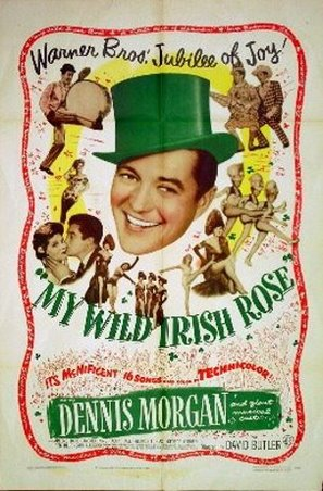 My Wild Irish Rose - Movie Poster (thumbnail)