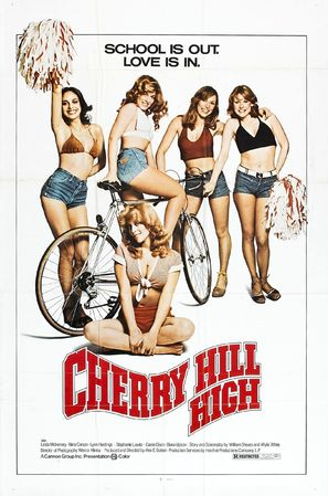 Cherry Hill High - Movie Poster (thumbnail)