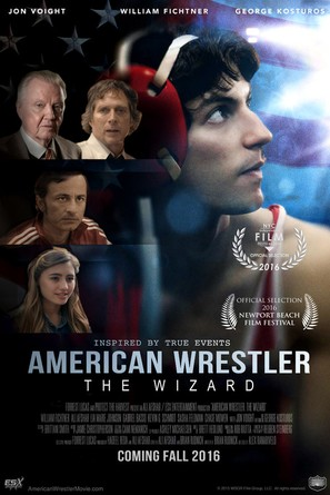 American Wrestler: The Wizard - Movie Poster (thumbnail)