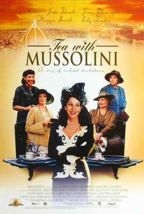 Tea with Mussolini - Movie Poster (thumbnail)