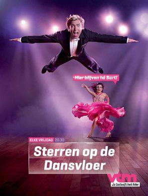 """""""Sterren op de dansvloer"""" - Belgian Movie Poster (thumbnail)"""