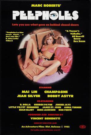Peepholes - Movie Poster (thumbnail)