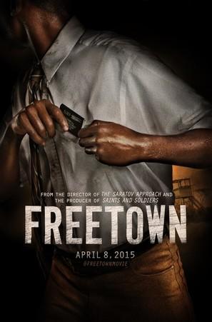 Freetown - Movie Poster (thumbnail)