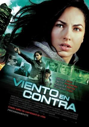 Viento en contra - Mexican Movie Poster (thumbnail)