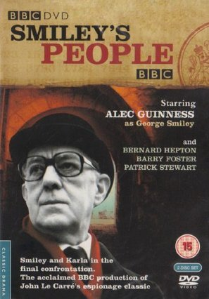 """Smiley's People"" - British Movie Cover (thumbnail)"