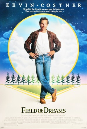 Field of Dreams - Movie Poster (thumbnail)
