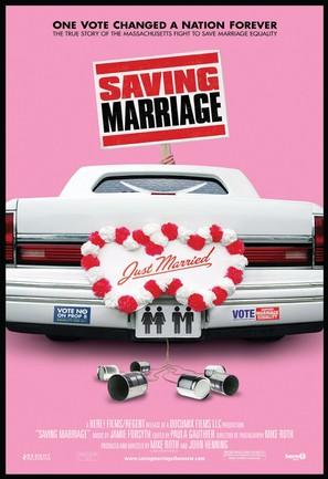 Saving Marriage - Movie Poster (thumbnail)