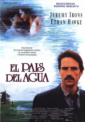 Waterland - Spanish Movie Poster (thumbnail)