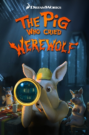The Pig Who Cried Werewolf - DVD movie cover (thumbnail)