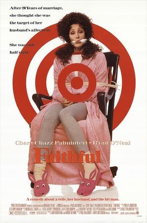 Faithful - Movie Poster (thumbnail)