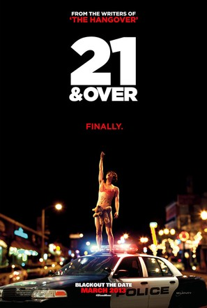 21 and Over - Movie Poster (thumbnail)
