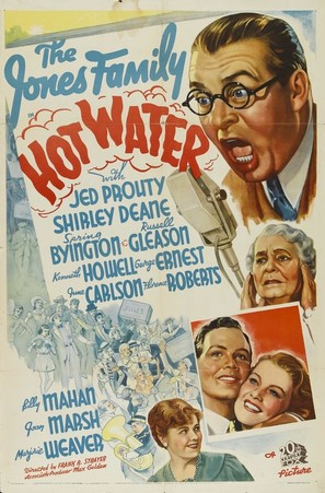 Hot Water - Movie Poster (thumbnail)