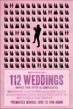 112 Weddings - Movie Poster (thumbnail)